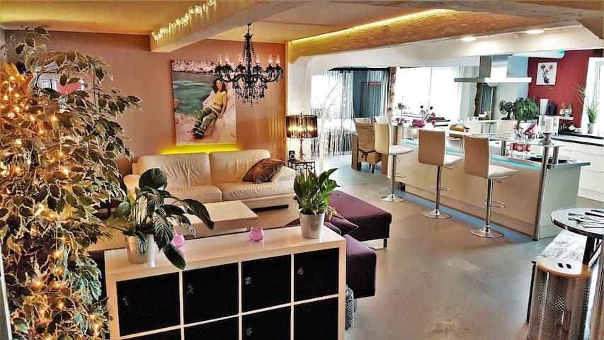 Helioslounge Loft apartment in Cologne