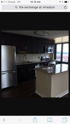Luxury apartment on top of Safeway - Silver Spring - Huoneisto
