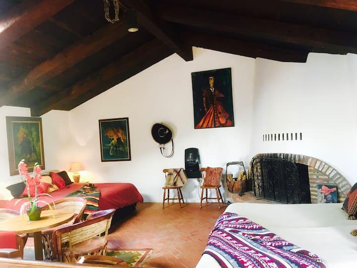 STEPS TO BEACH- Private Matador Hacienda