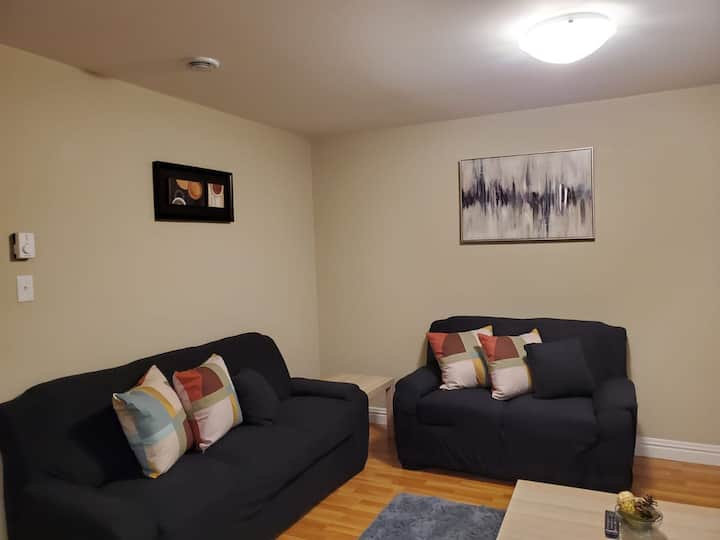 Elegant Self- Contained Basement Apartment in HRM