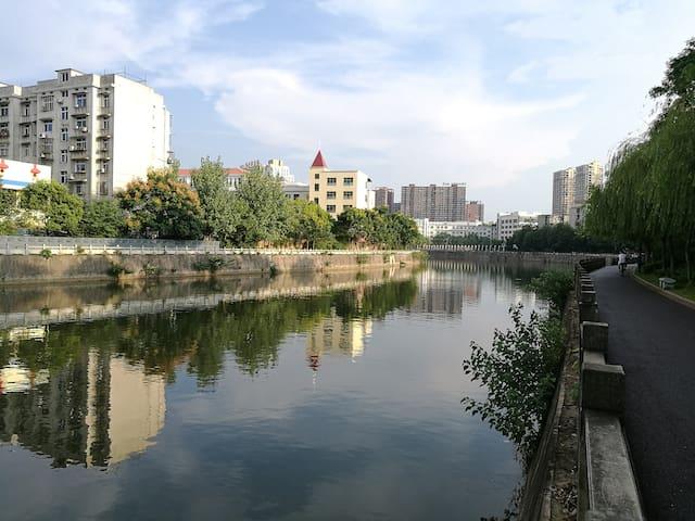 郴州苏仙岭水石山房