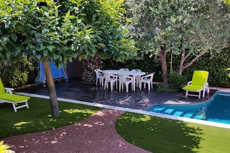 Casa amb jardí a l'Ametlla, a 30 min de Barcelona - L'Ametlla del Vallès - Haus