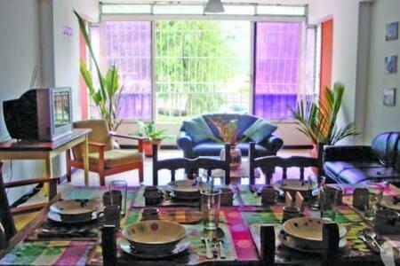 Tranquilidad y confort en Mérida - Apartamento