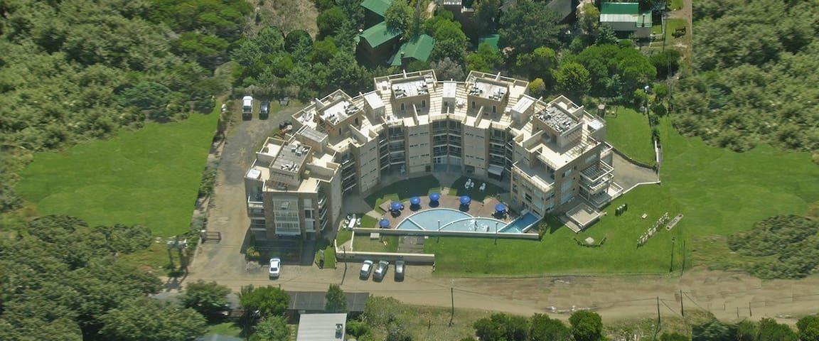 Flat duplex  2 dormitórios 2 baños con terraza