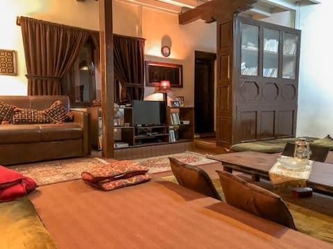 Baldi Residency and retreat