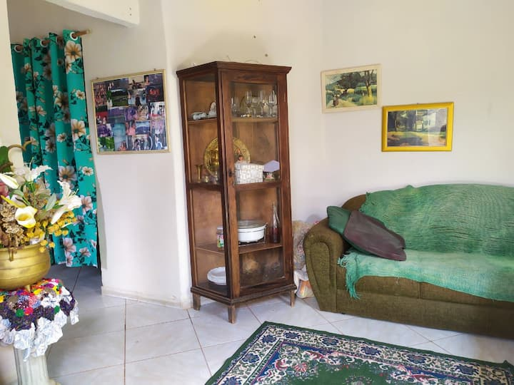 Casa da vovó Brasilina