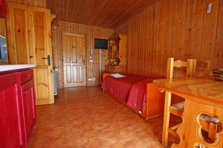 Bilocale per 4 persone a Champoluc - Ayas - Apartment