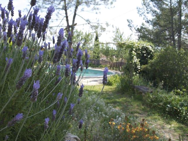 Villa avec piscine et grand jardin - Montferrier-sur-Lez - Villa