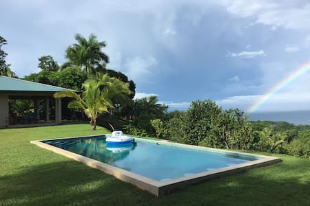 180° View, Private Pool VIlla Hideout