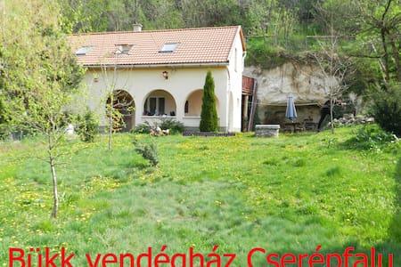 Bükk vendégház Cserépfalu - Cserépfalu - Dům pro hosty
