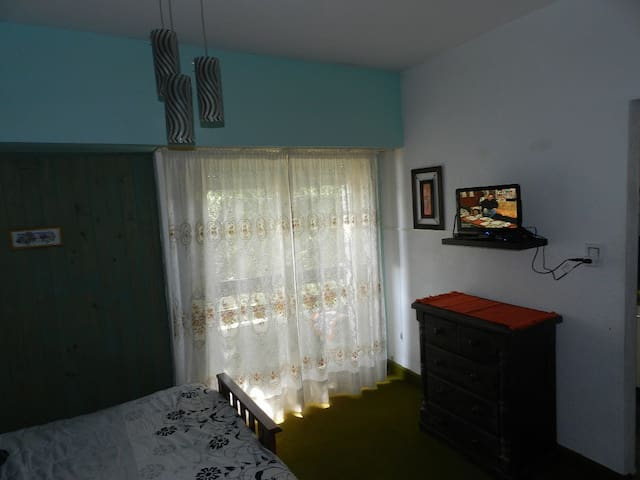 Excelente Dpto. en San Bernardo cerca de la playa - San Bernardo - Appartement