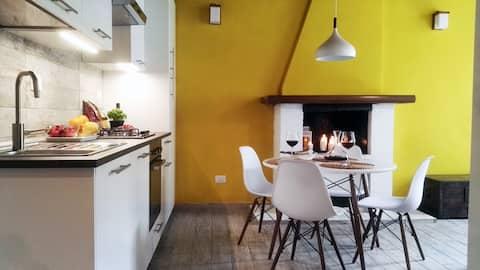 Lagialla home. Comfort&Design in Turin.