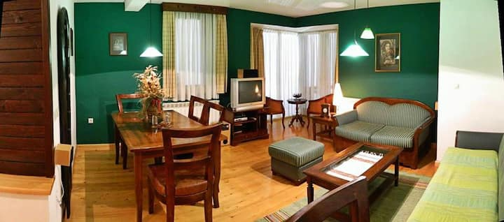 "Four-bed apartment, ""Casa Residenziale"", Zlatibor"