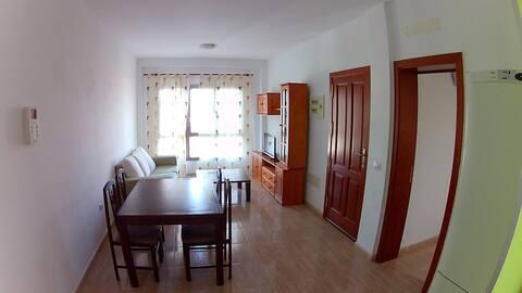 2C. CP. Apartamento 3 dormitorios con WIFI