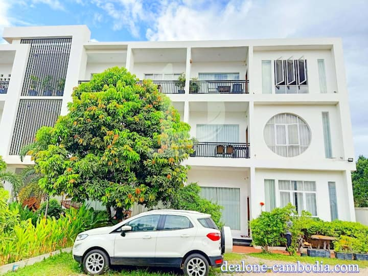 1 Bedroom Apartment For Rent With Swimming Pool