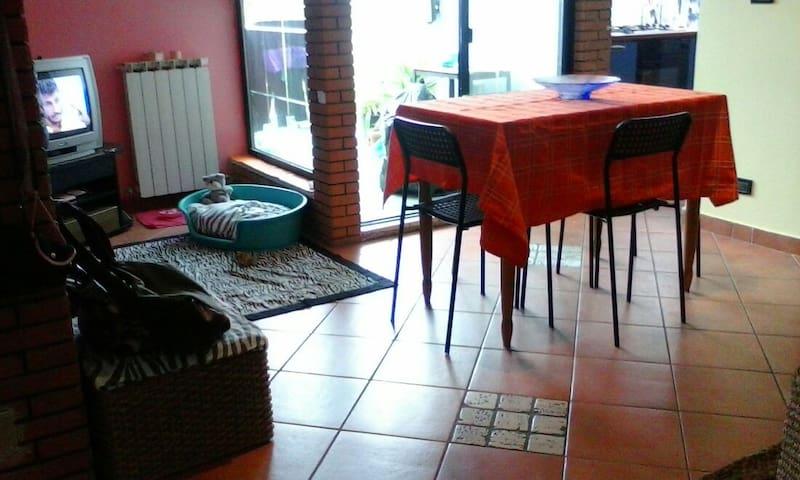 Camera in appartamento condiviso... - Riccione - Daire