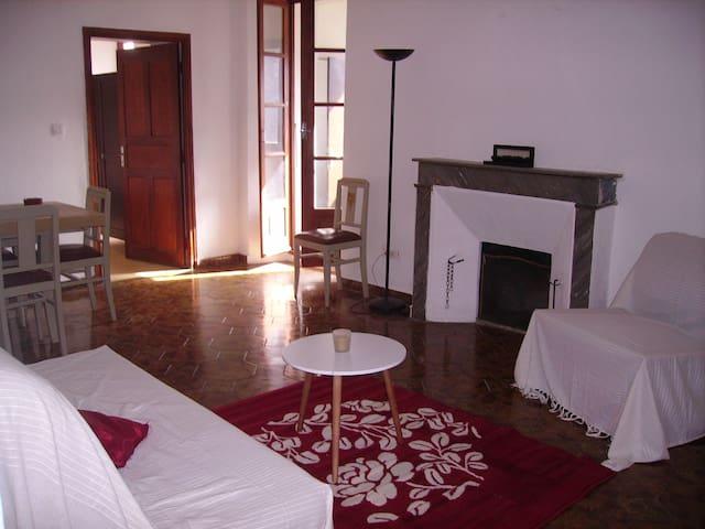 F2 dans maison de village. - Santo-Pietro-di-Tenda - Huoneisto