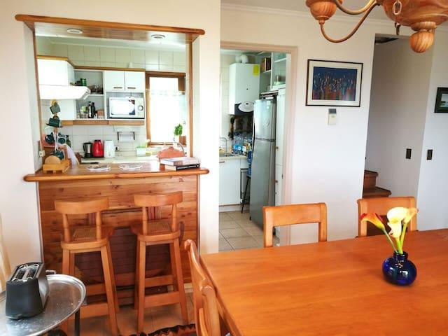 Departamento Condominio La Puntilla Villarrica - Villarrica - Apartemen