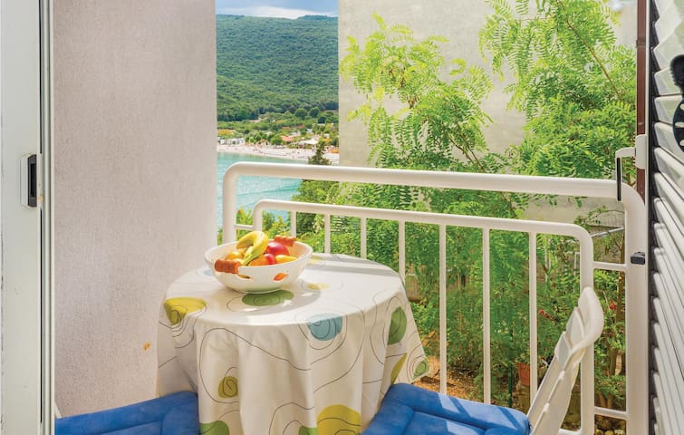 Holiday apartment with 2 bedrooms on 46m² in Rabac
