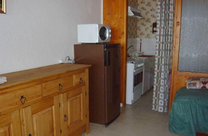Logement en station de montagne - Chamrousse - Apartment
