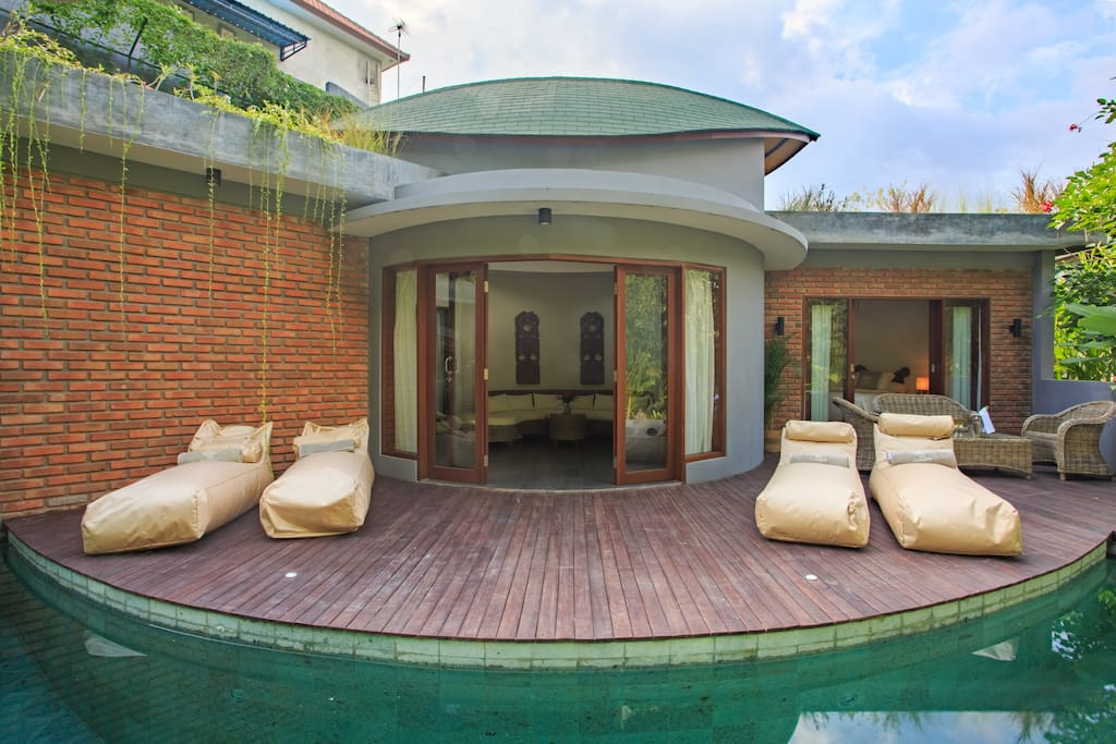 Swimming Pool Two Bedroom