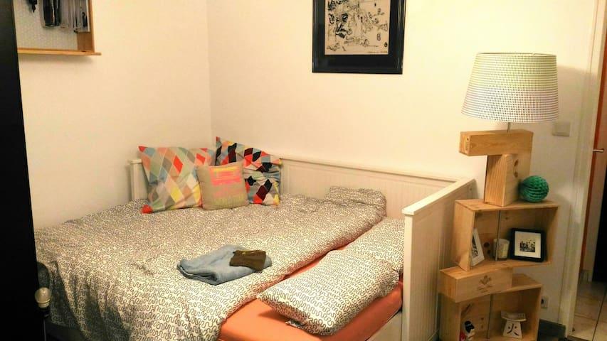 Jolie chambre à Montussan - Montussan - Talo
