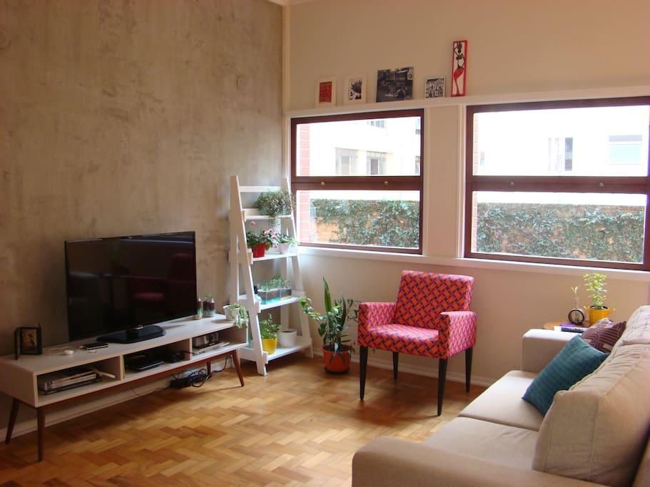 sala/living room