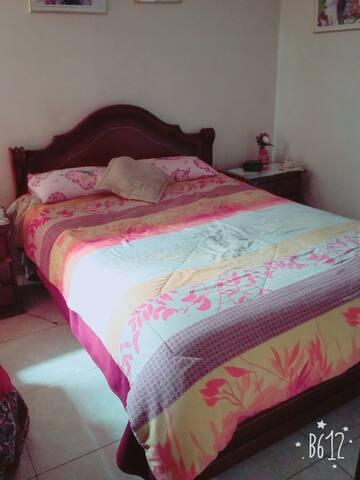 Casa Marfy en Bogotá  Habitaciones - Bogotá - Pis