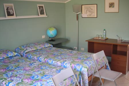 CAMERA SINGOLA-SINGLE ROOM - Stezzano