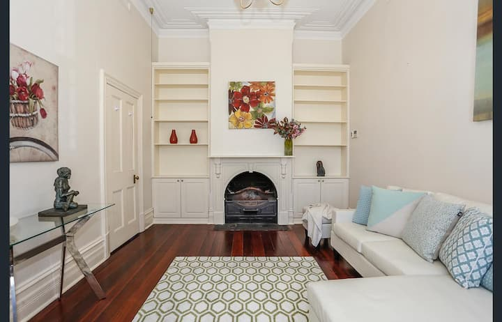 Elegant Heritage Home in Subiaco, Family Friendly