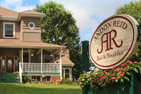 Andon-Reid Inn B&B - Garden Suite - Waynesville - Bed & Breakfast