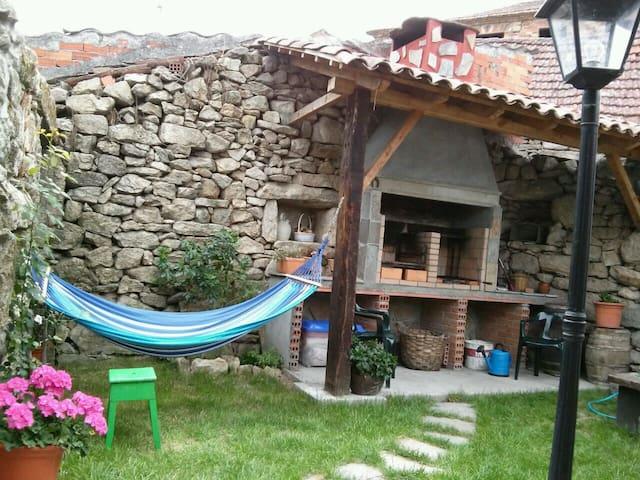 Casa en el pueblo