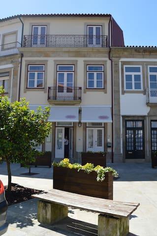 Alojamento Local Largo d'Alegria - Viana do Castelo - Apartamento