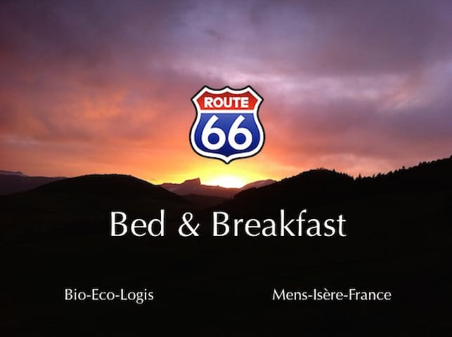 Bio-Eco-Bed&Breakfast in the Alps for a night - Mens - Bed & Breakfast