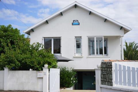 Laboon - Jolie maison proche plage et centre ville
