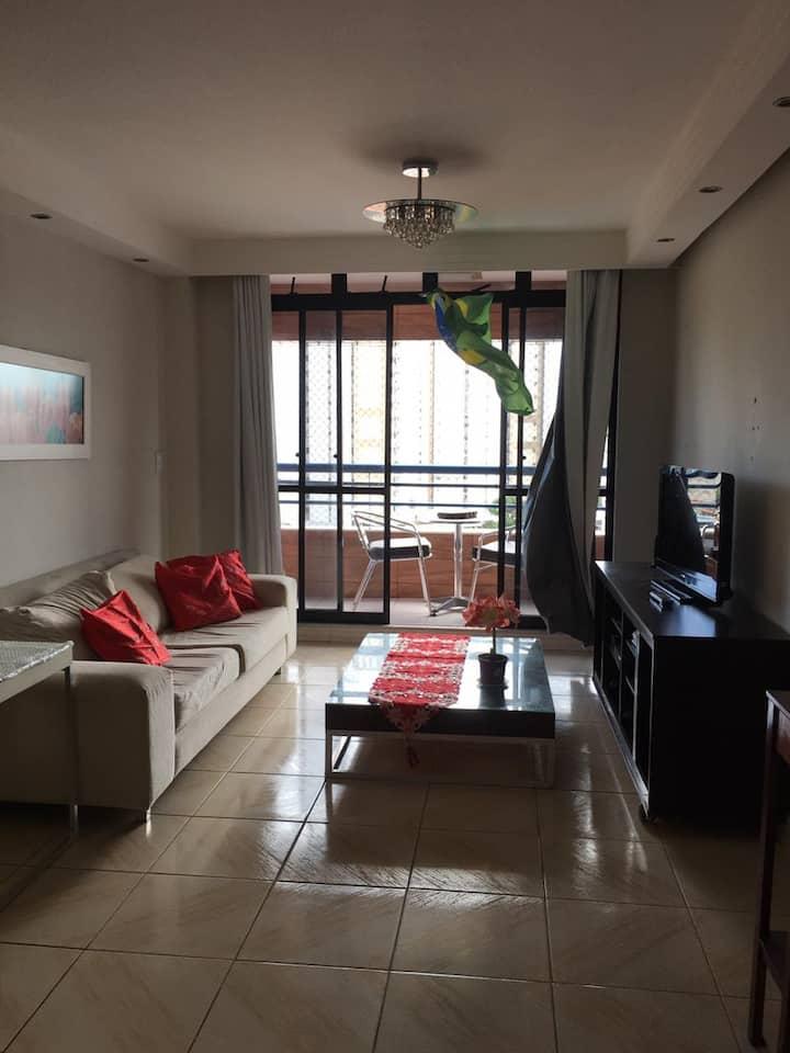 Apartamento para Família no Bairro de Fátima