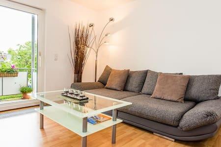 Modern und gemütlich eingerichtete Ferienwohnung - Zingst