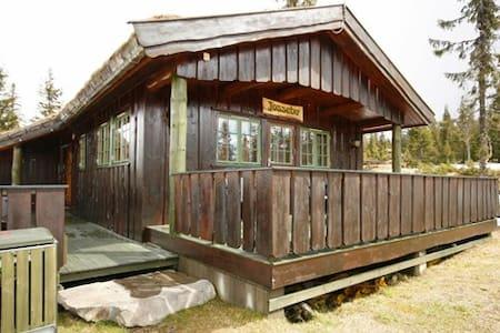 Cabin located on Rømåsen, Sjusjøen - Ringsaker