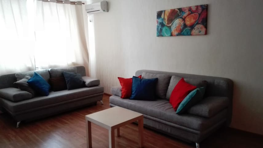 Cosy studio in the center - Khabarovsk - Appartement