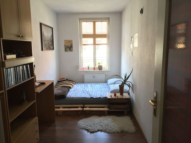 Small room with great convenience - Leipzig - Byt