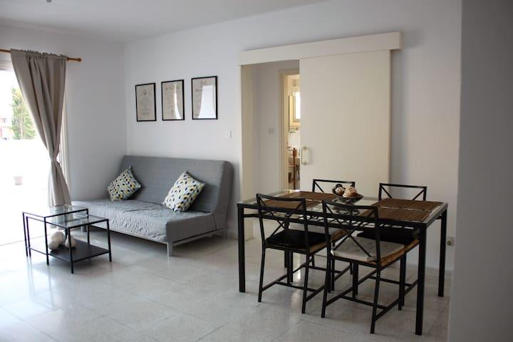 Chez Paulette - Apartment Kato Paphos