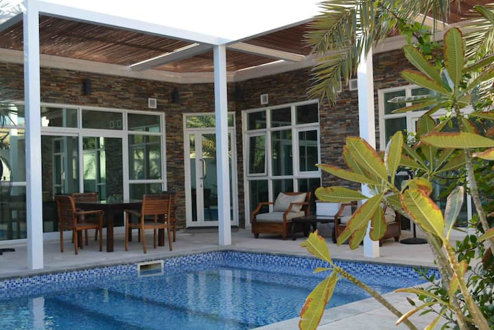 Dar 66 Chalet with Private Pool 2BR