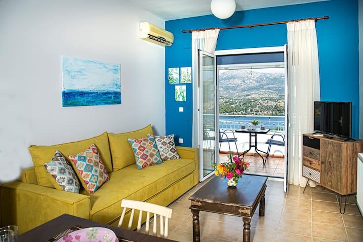 Antigone Apartments Argostoli (Spilia) 4