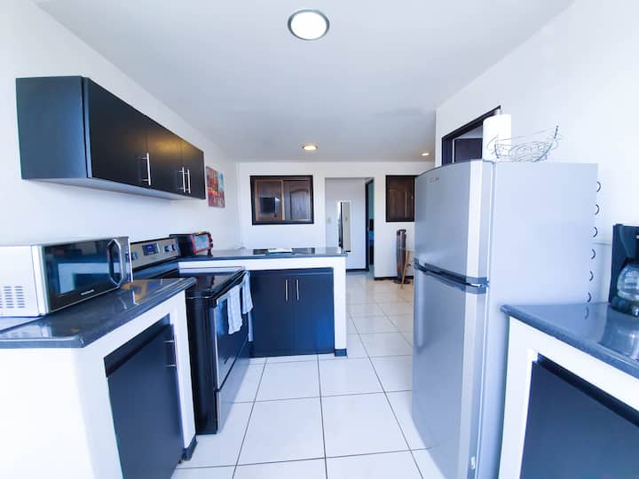 Deluxe Apartment in San José/ Netflix, Kitchen