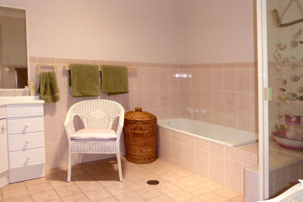 Your own private bathroom with  tea & coffee making facilities.