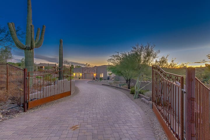 Gated Estate in New River