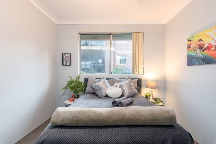 Berala PrivateDouble room 2min walkfromStation....