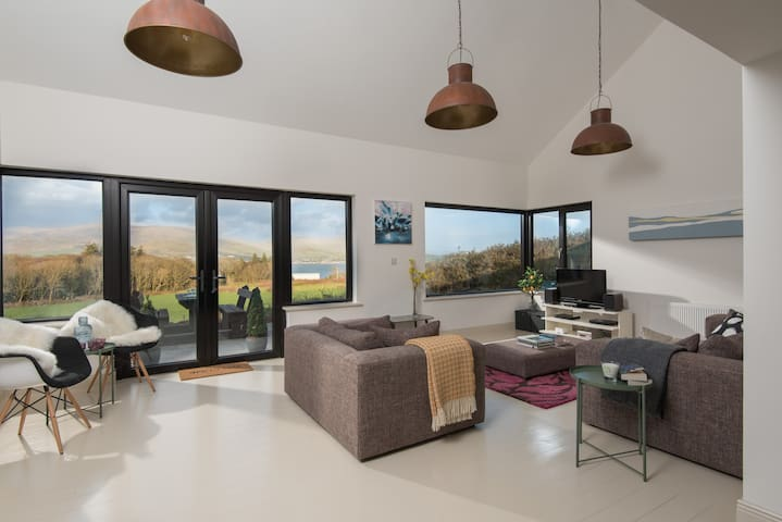 TIGH THOR  - Views, space and luxurious!