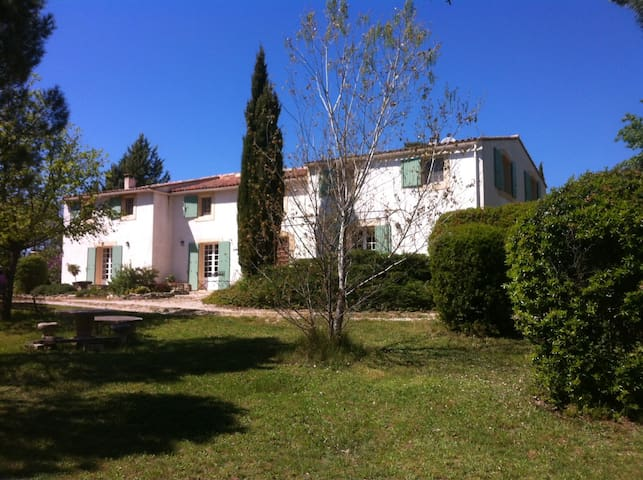 Fabulous 6 bedroom/6 bathroom property in Provence - Cucuron - Villa