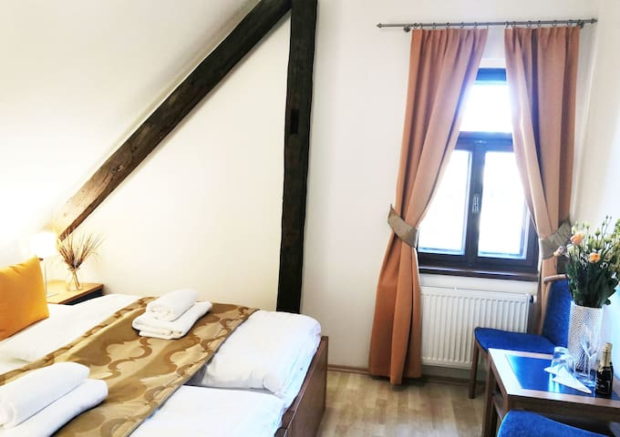 Labyrint Krumlov Standard Double Room
